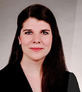 Porträtfoto: Dr. Marisa Schneider