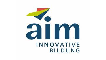 Logo: Akademie für Innovative Bildung und Management Heilbronn-Franken (aim)