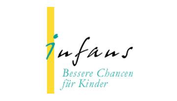 Logo: infans e.V.
