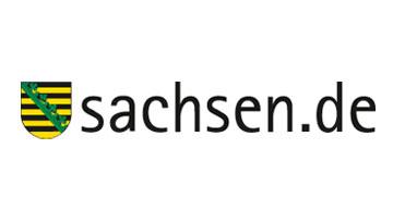 Logo: Sachsen.de