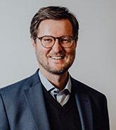 Porträtfoto von Hr. Peter Rösner