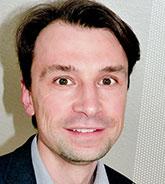 Porträtfoto: Prof. Dr. Stefan Faas