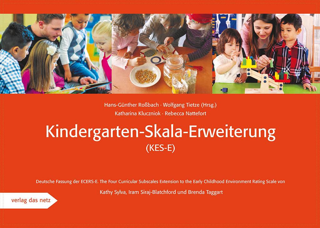 Titelblatt der Publikation Kindergarten-Skala-Erweiterung