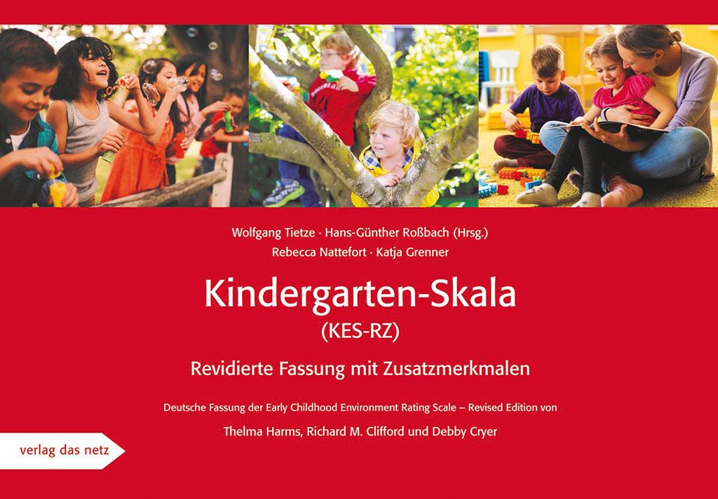 Titelblatt der Kindergarten-Skala