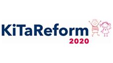 Schriftzug Kitareform 2020